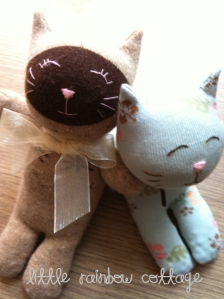 Sock Cat Doll